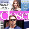 """Couverture du magazine """"Closer"""" en kiosque le 23 novembre 2018"""