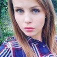 Marion Sokolik (Miss France 2019) fait un selfie - instagram, 19 septembre 2015