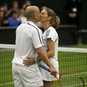 Andre Agassi et Steffi Graf : l'amour fou à Wimbledon ! Complètement fou !