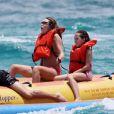 Miley Cyrus en vacances en famille, dans les Bahamas