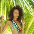 Miss Pays de la Loire en maillot de bain lors du voyage Miss France 2019 à l'île Maurice, en novembre 2018.