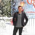 Colin Firth lors du photocall un peu particulier de Christmas Carol (Le drôle Noël de Scrooge) à Cannes, le 18 mai 2009