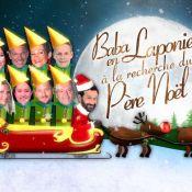 """C8 : Cyril Hanouna annonce """"Baba en Laponie. A la recherche du Père Noël"""""""