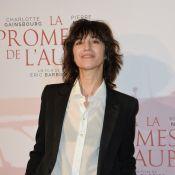"""Charlotte Gainsbourg et l'affaire Hallyday : """"Je me sens très chanceuse..."""""""