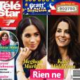 Télé Star, décembre 2018.
