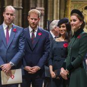 Kate Middleton et William en froid avec Meghan et Harry ? Leur Noël en jeu