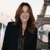 "Carla Bruni-Sarkozy : Sa version de ""Libérée, délivrée"" pour sa fille Giulia"