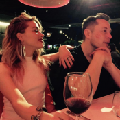 "Amber Heard et son ex Elon Musk : ""Nous avons eu une belle relation"""