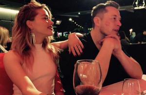 Amber Heard et son ex Elon Musk :