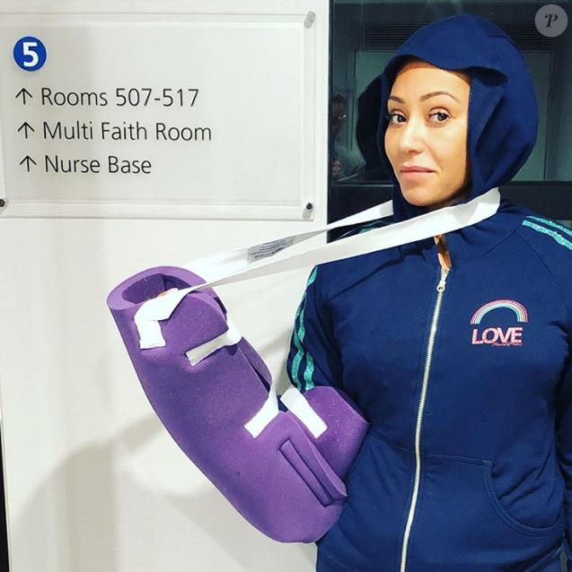 Mel B hospitalisée à Londres le 10 décembre 2018