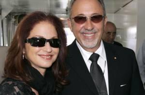Gloria Estefan honorée aux côtés de son mari... toujours aussi amoureux !