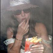Britney Spears : Affamée, elle ignore complètement son chéri !
