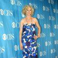 """Jenna Elfman lors de la soirée de la chaîne CBS """"Upfront 2009"""" à New York le 20 mai 2009"""