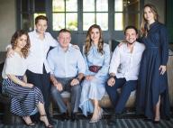 Rania de Jordanie : Ses enfants changent, la carte de voeux reste... Etonnante !