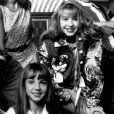 Christina Aguilera et Britney Spears memebres adu Mickey Mouse Club avec Ryan Gosling et Justin Timberlake, entre 1989 et 1994?