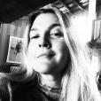 Drew Barrymore, fan de maquillage mais aussi fervente partisante du selfie Instagram au naturel.