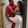 Nicki Minaj : Son chéri, ancien criminel, s'est fait tatouer son prénom