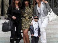 Beyoncé Knowles, sa soeur Solange et sa mère : c'est la famille du bonheur !