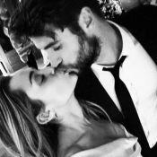 Miley Cyrus mariée à Liam Hemsworth : Baiser et tendres câlins pour confirmer