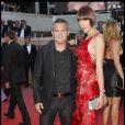 Richard Virenque et sa compagne au Festival de Cannes 2009