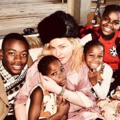 Madonna et ses enfants : De chaleureuses fêtes de Noël avant une grande année