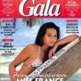 """Couverture du magazine """"Gala"""" du 2 janvier 2018"""
