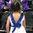 Willow, la fille de Laurence Boccolini - Intagram, 16 septembre 2018