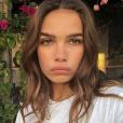Le mannequin Hana Cross, nouvelle petite amie de Brooklyn Beckham et sosie de sa mère Victoria ?