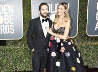 Heidi Klum et Tom Kaulitz s'embrassent tendrement sur le tapis rouge