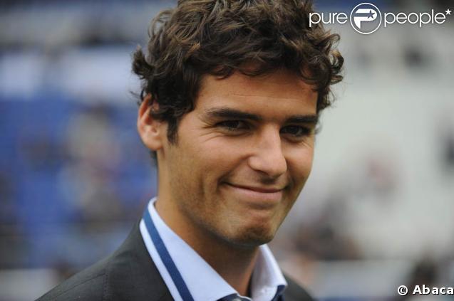 Yoann Gourcuff a été sacré joueur de Ligue 1 de l'année