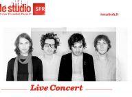 Phoenix, le groupe français que le monde entier nous envie, vous invite à son concert très privé... (réactualisé)