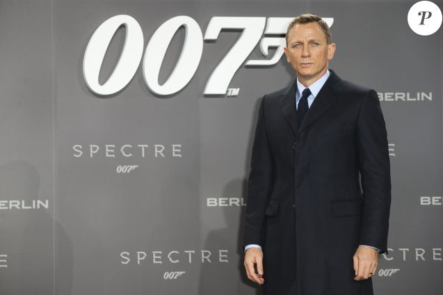 "Daniel Craig - Première du film ""James Bond Spectre"" au Sony Center à Berlin. Le 28 octobre 2015"