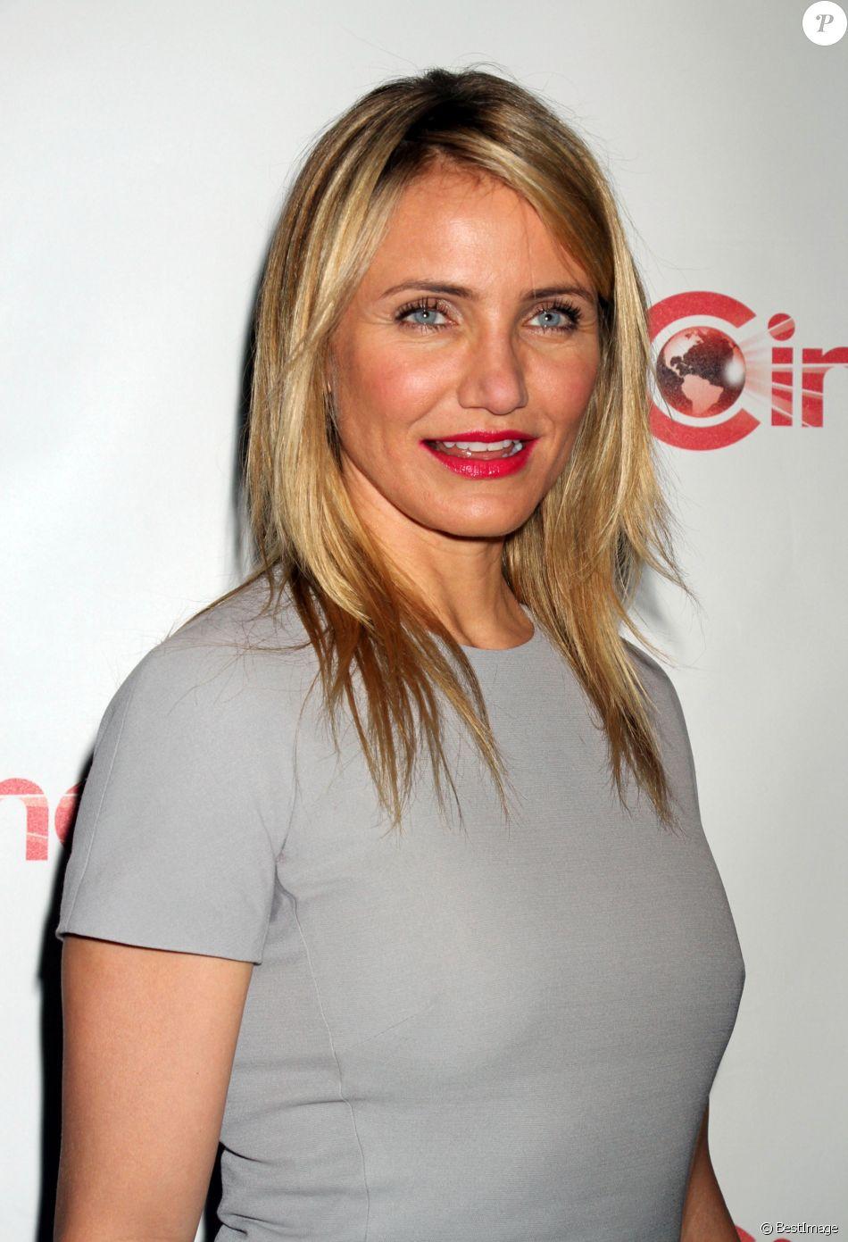 Cameron Diaz - People à la soirée organisée par la 20th Century Fox pour présenter ses principaux nouveaux programmes lors du CinemaCon à Las Vegas, le 27 mars 2014.