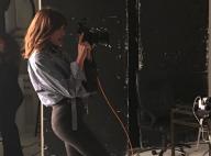 Carla Bruni dévoile une silhouette de rêve en shooting