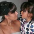 Alizée et sa fille Annily en 2009, un cliché dévoilé le 15 janvier 2019.