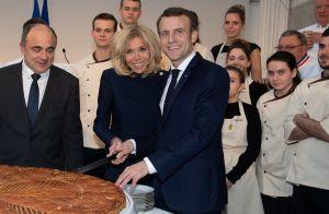 Brigitte Macron, première dame