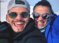 "Rayane Bensetti et Denitsa Ikonomova complices au ski : ""Best birthday..."""
