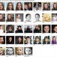 Tous les portraits officiels de la princesse Ingrid Alexandra de Norvège au fil des ans, sur le site officiel de la cour de Norvège, au moment de son 15e anniversaire le 21 janvier 2019. © Cour royale de Norvège