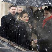 Fashion Week : Marion Cotillard, sublime près de Kristen Stewart
