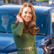 Kate Middleton de sortie dans une nouvelle robe élégante et engagée