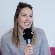 """Tiffany de """"Mariés au premier regard"""" en interview pour """"Purepeople"""" - 22 janvier 2019"""