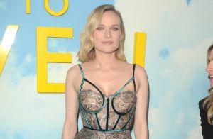 Diane Kruger : Abdos et bikini, 2 mois après son accouchement