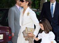 L'Infante Elena, la princesse Cristina et toute la famille royale d'Espagne réunie, mais... il manque Letizia !