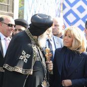 Brigitte Macron s'offre un dernier petit plaisir en Égypte