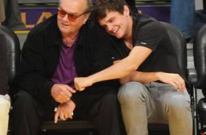 Jack Nicholson, Andy Garcia entre autres... super-complices avec leurs enfants : tous accros !