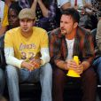 David Arquette lors du match opposant les Lakers au Denver Nuggets à Los Angeles le 27 mai 2009