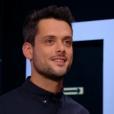 """Baptiste des Monstiers dans """"Quotidien"""" sur TMC le 25 janvier."""
