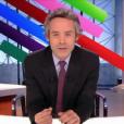"""Yann Barthès dans """"Quotidien"""" sur TMC."""