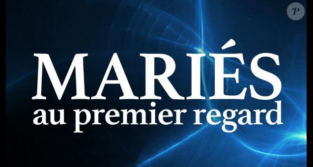 """Logo de l'émission """"Mariés au premier regard"""" sur M6."""
