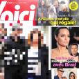 Magazine Voici en kiosques le 1er février 2019.